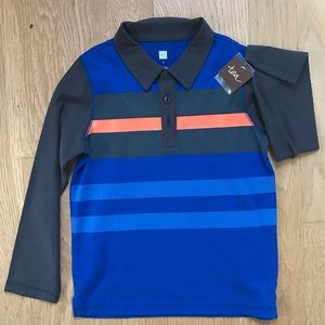 Boys Tea Collection collared shirt